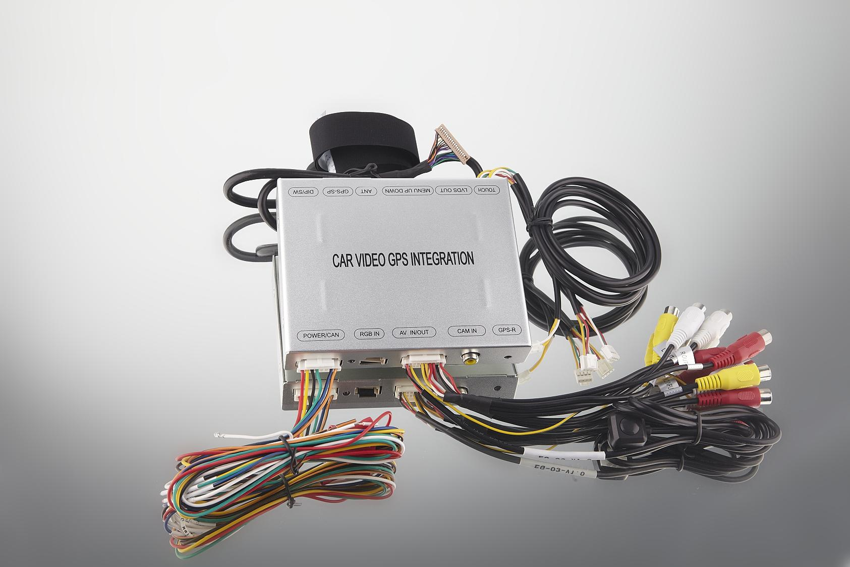 video interface for vw RNS 315/310