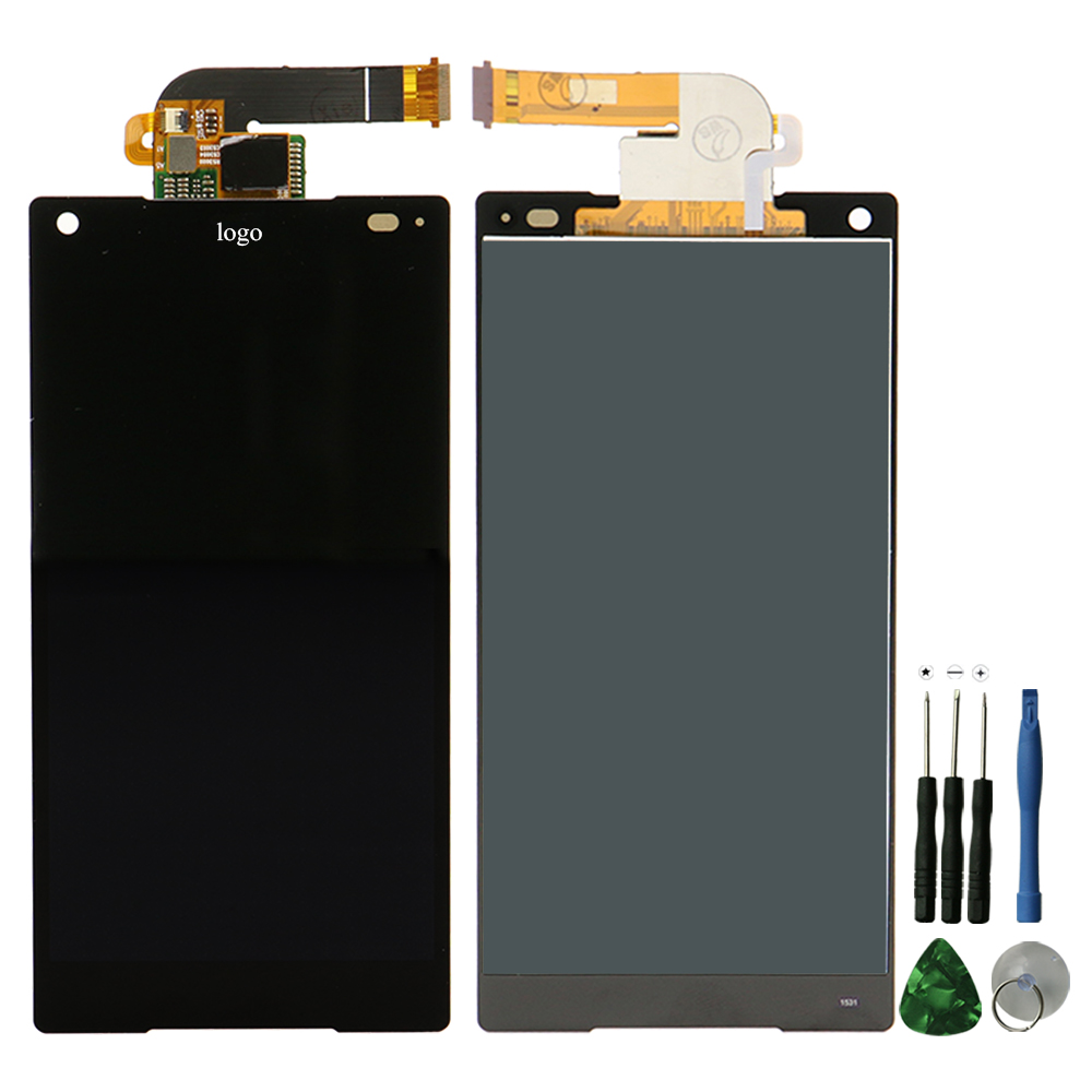 For Sony Xperia Z5 mini lcd touch screen assembly,lcd touch screen replacement for