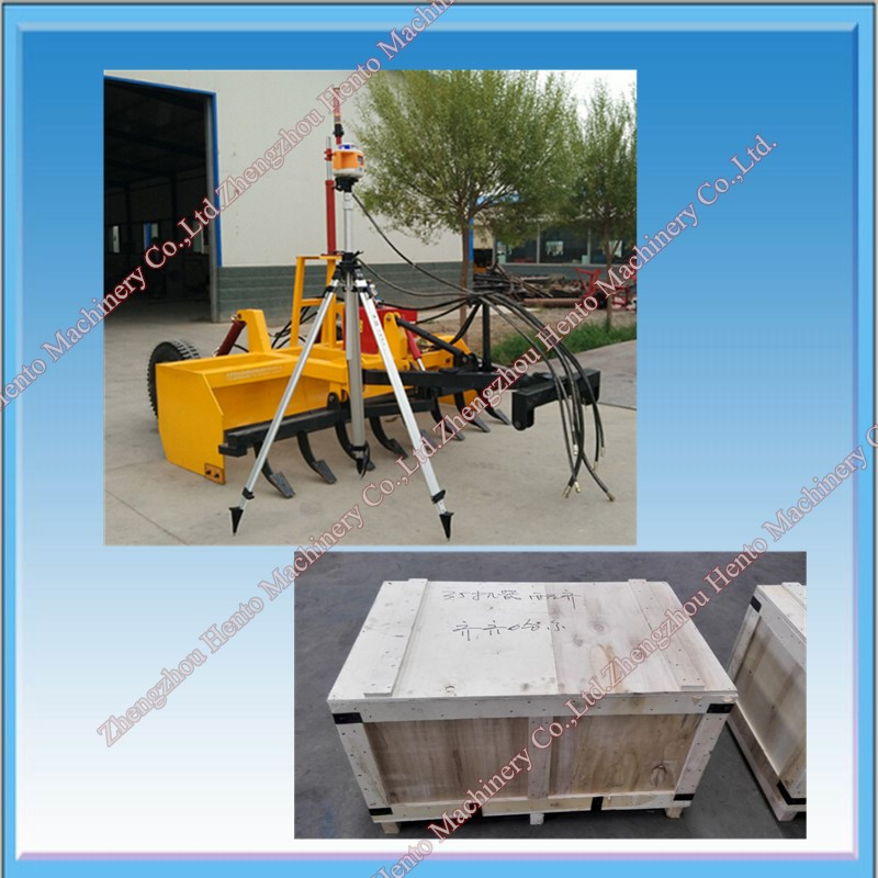 China Supplier Land Leveling Equipment