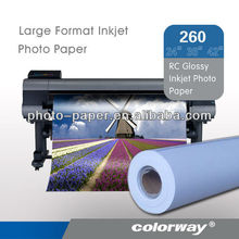3x5 rc glossy photo paper for digital image printing