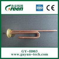 GY-H003 Copper/Stainless Electric Water Heater with Flange