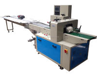 Automatic cotton gloves packing machine, rubber gloves packaging machine