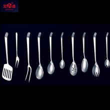17 pieces stainless steel kitchen utensil set