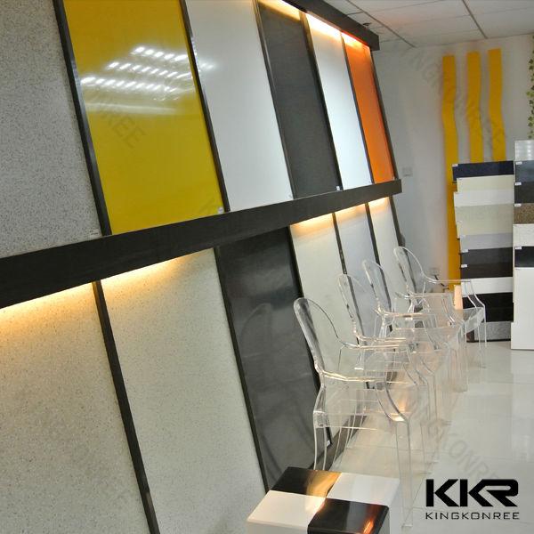 Waterbestendigheid acryl solid surface badkamer douche muur panelen kunstmatige steen product id - Muurpanelen badkamer ...