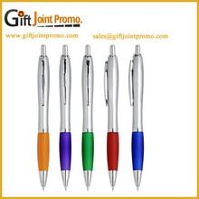 Promotional Customized Ballpoint Pen for Giveaways, Plastic Cheap Ballpoint Pen