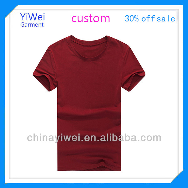 wholesale egyptian cotton t-shirts blank