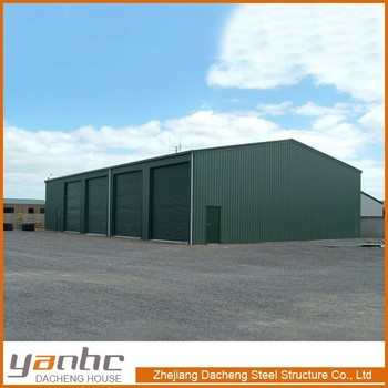 Warehouse Steel Building Construction