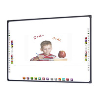 School 84 inch USB interactive whiteboard