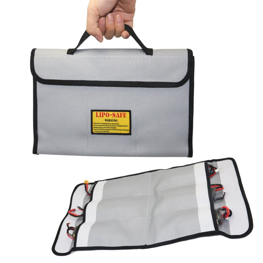 Battery explosion proof bag, New RC LiPo Battery Safty Bag Safe Protecting Charge Sack