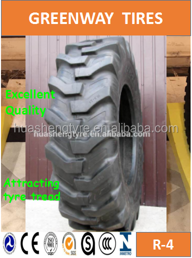 TOP TRUST Factory 19.5L-24-14PR R4 Pattern GREENWAY Tyre