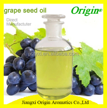Organic Grape Seed Oil Cold Pressed Grapeseed Oil For Skin Care/Food Grade/Cosmetic/Health Care