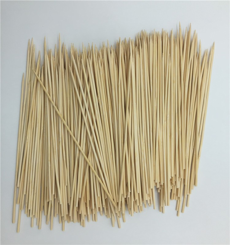 Hot selling one point BBQ Bamboo Skewer Wholesale