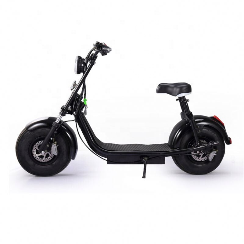2019 Best Seller Top Speed 50Km/<strong>H</strong> 2000W Harleyment Electric Scooter