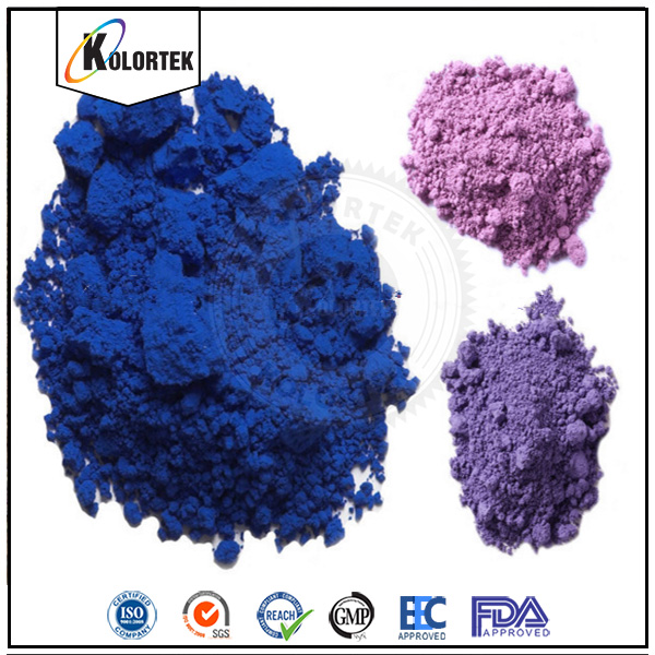 Cosmetic Grade Pigment Ultramarines / Iron Oxides / Titanium Dioxides Matte Pigments