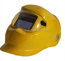 LYG7414A solar powered safe auto darkening custom welding helmet flip up decals