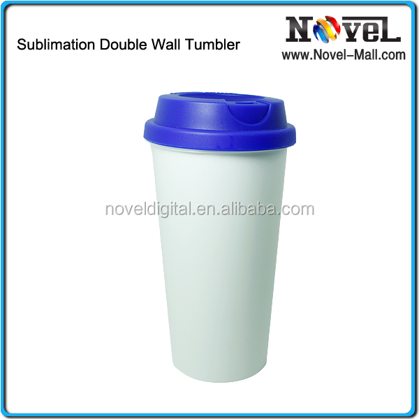 DIY Blank Sublimation Double Wall Tumbler Vacuum Cup for sale