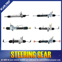OVER 100 items of isuzu d-max steering rack