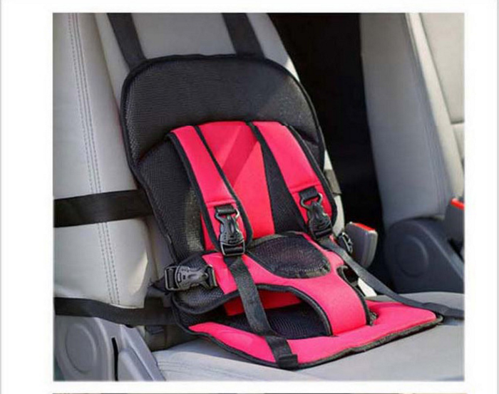 Vger Portable Baby Car Seat Baby Safety Seat Car Seat Children's Chairs in the Car