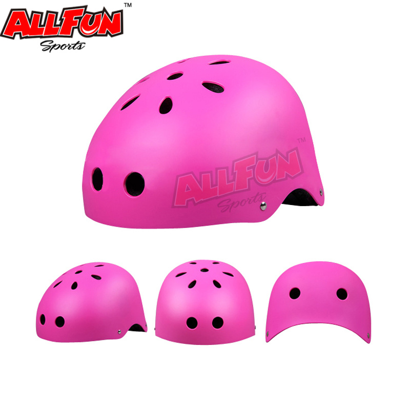 Allfun Bicycle ABS Children kids skateboarding helmet(CE/SGS)