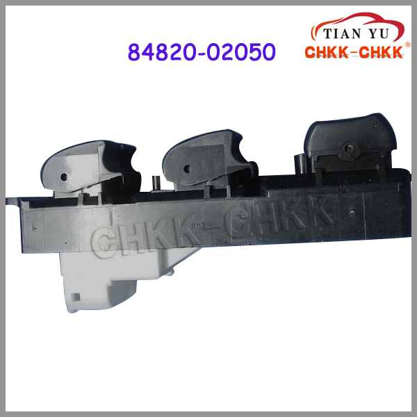 Hot sale Window master control Switch For Toyota Corolla/Soluna VIOS OEM 84820-02050