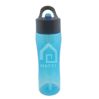 650ml big handle PCTG plastic bottle