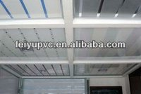 Home Decoration Plastic Sheet-PVC Ceiling Tiles/Wall Boards