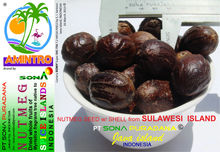 NUTMEG & ITS RELATED PRODUCTs - Indonesia