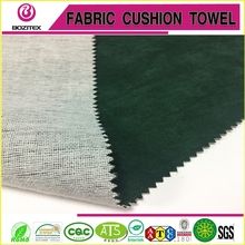 In any color suede fabric sofa cover suede combine knitted fabric