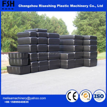 Customized Rotomolded floating dock plastic pontoon cubes made in China