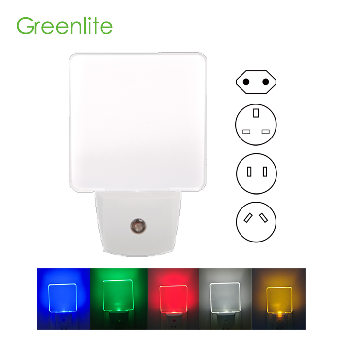 UL CE certificates sensor children christmas night light