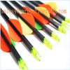 Made in China Carbon Fiber Arrows for compound bow,recurve bow