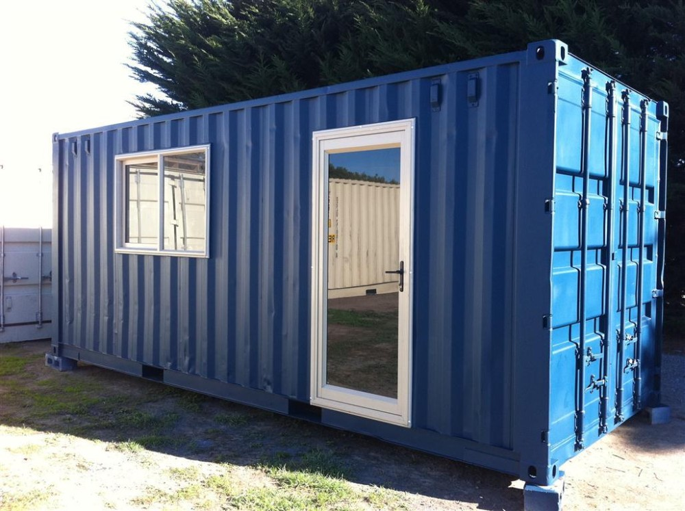 Hot sale Single Layer 40ft Shipping Container Hotel/ Office/ Workshop/ bedroom