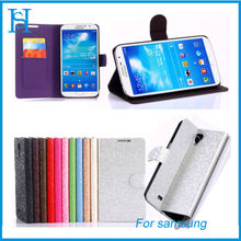 Leather Flip Wallet Phone Cover Case Stand For Samsung Galaxy Mega 6.3 i9200