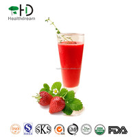 100% natural Pure Strawberry Juice Concentrate