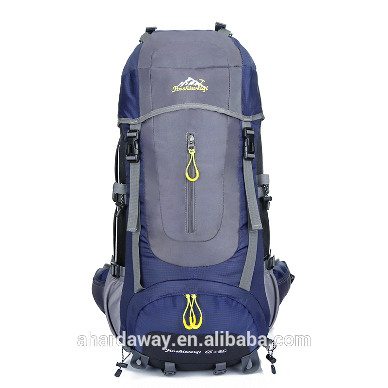 Wholesale 70l sports outdoor mountaineering backpack