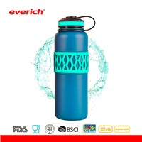 Hot&Cold Drinks Soft Touch 40oz Thermo Vacuum Flask