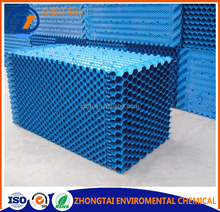 PVC cooling tower infill/plastic fill sheets/cooling tower filler