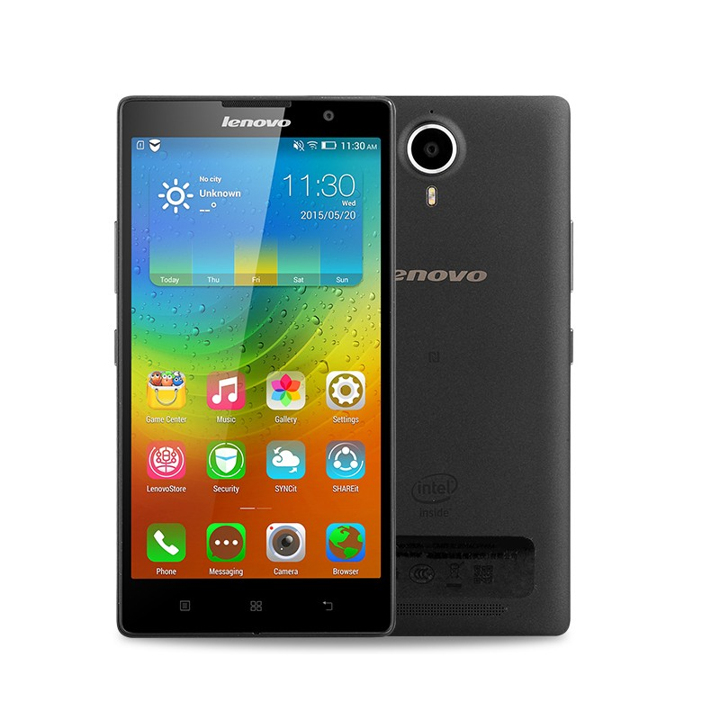 "Original Lenovo K80M 4G LTE Mobile <strong>Phone</strong> Intel 64Bit Quad Core 5.5"" 1920x1080 2GB RAM 32GB ROM 13MP Android 4.4 Single SIM Cell"