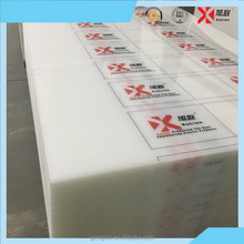 hight density raw materials pp waterproof 4x8 sheet plastic