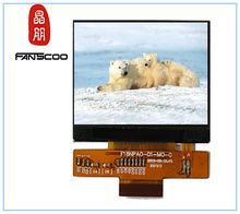 HOT 5 tft lcd display screen landscape module led lcm for nokia 6700 6700c and blackberry 9700