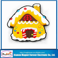 Color & Fun Souvenir Refrigerator Promotional Fridge Magnet Thermometer