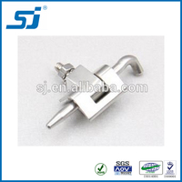 sj manufatured high 180degree single door hinge