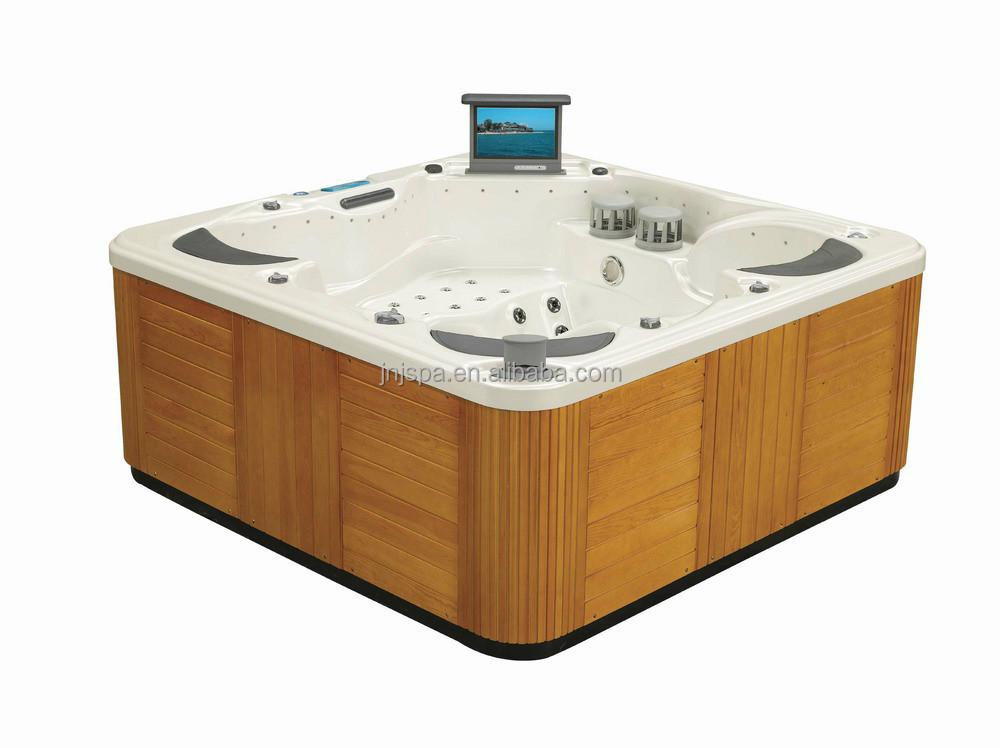 Spa baignoire spa ext rieur bain remous spa for Bain a remous exterieur