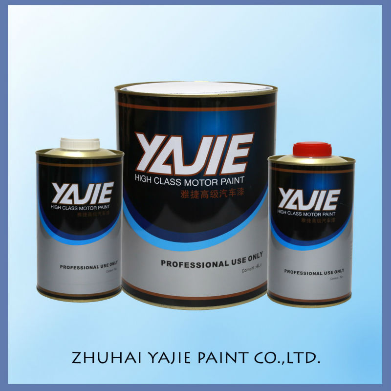 China Brands 4L Tin Stainless Steel Epoxy Primer 2K Primer Paint