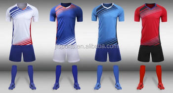 The newest soccer Jerseys 2017 with designing your any Logo