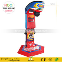 NQT-G01 Boxing vending electric toy redemption ticket game machine for sale