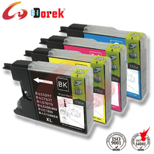 Compatible Ink Cartridge LC12 LC17 LC73 LC75 LC77 LC79 LC400 LC450 LC1240 LC1280 for Brother