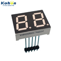 Two digit 7 segment KHN205017AG1V Green color 568~573nm 0.50inch 2 digit 7 segment LED display
