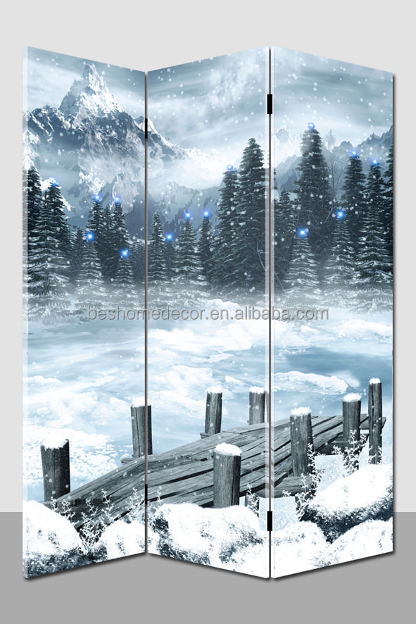 Zen room dividers modern,folding plywood screen room divider for home