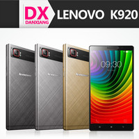 6inch touch screen mobile phone lenovo k920 smart phone android 4.4 os